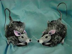 Shrek the Musical- Rat Taps (pair)