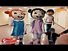 Canım Kardeşim Müzikaline gittik , Sahne arkasında Mine ile tanıştık , Eğlenceli çocuk videosu - YouTube Mickey Mouse, Disney Characters, Fictional Characters, Youtube, Art, Living Room, Art Background, Kunst, Performing Arts