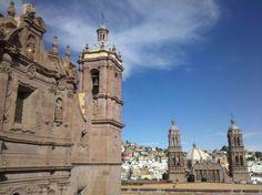 Templo de Santo Domingo en Zacatecas, Zacatecas