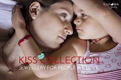 KISS Collection, Silver Jewelry for Mums & Children, Girlfriends, Sisters, Soulmates, MUMoosh Jewellery
