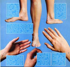 If you know where to press you can perform G-Jo (JEE-Joh) a form of acupuncture without needles.