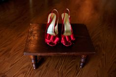 Una boda DIY en rojo y blanco 4
