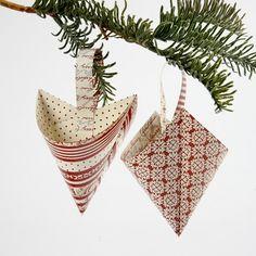 How to make Danish Christmas Cornets - easy, fun and adorable!