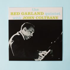 DIG IT! THE RED GARLAND QUINTET WITH JOHN COLTRANE  #johncoltrane #vinyls #jazz #hardbop #bebop #modal #madeinitaly #music #records #doxy #acv #inarchivio #shop #shopping #archiviostore