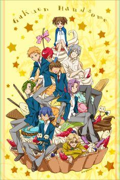 Gakuen Handsome, Image Boards, Princess Zelda, Gallery, Anime, Fictional Characters, Art, Drawings, Art Background