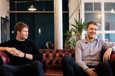 Impression - Tom (left), Aaron (right): Tom Craig is one half of the team—along with his co-founder Aaron Dicks—who established their digital marketing agency Impression in 2014. Two years on, it has grown into a formidable player in Britain, which remains entirely profit-funded.