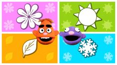 SEASONS SONG ♫   Autumn, Winter, Spring, Summer