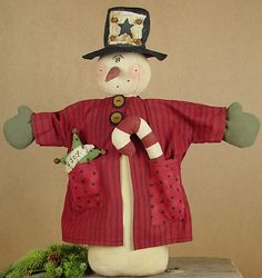 Whimsy Joy Snowman
