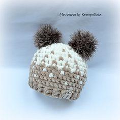Ravelry: Baby beanie with Nordic spots pattern by Katy Ramil Krampolinka