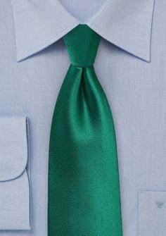 mikrofaser krawatte kinder monochrom emerald hochzeit inspiration es gr nt so gr n. Black Bedroom Furniture Sets. Home Design Ideas