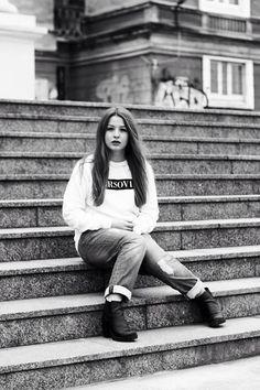 Lana Nguyen Varsovie Sweatshirt