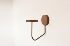 Elegantly placed helmets on the wall rack   MyDesy Amoy Inspiration