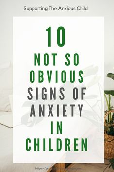 Too often child anxiety is overlooked at home and in the classroom. Do you notice any of these signs of anxiety in children? If so, there are many options for anxiety management in children who struggle with anxiety at home and at school. Signs Of Anxiety, Deal With Anxiety, What Is Anxiety, Parenting Advice, Kids And Parenting, Practical Parenting, Peaceful Parenting, Understanding Anxiety, Controlling Anxiety