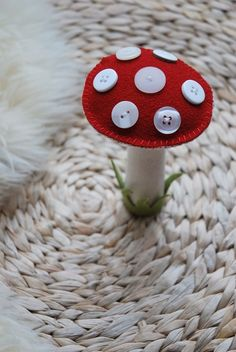 button toadstool