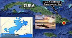 Exmarine denuncia que hay una base alien submarina en Guantánamo