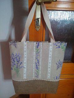 Taška Natur / VIEtoRA - SAShE.sk - Handmade Veľké tašky