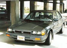 A couple years later, I traded the Ranger to my Dad for his 1985 Honda Accord.  I drove it until it literally burst into flames!
