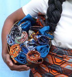 hair wraps African print head wrap, ankara dutch wax ...
