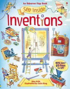Usborne See Inside Inventions from BrightMinds