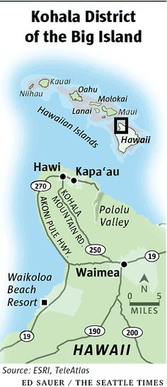 """Article from the Seattle Times describes the vibrant music and art scene in """"ranch-dotted, horse-heaven"""" North Kohala"""