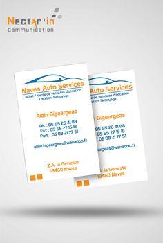 Carte De Visite Naves Auto Services