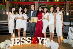 How Miss Singapore Universe 2007 Jessica Tan planned her Taobao wedding