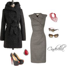 """Classic Style"" by c1nd1rella on Polyvore"