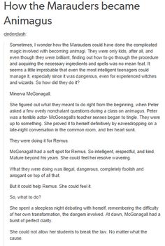 harry potter marauders becoming animagi Harry Potter Marauders, Harry Potter Fandom, The Marauders, Harry Potter Memes, Potter Facts, Drarry, No Muggles, Yer A Wizard Harry, Wolfstar