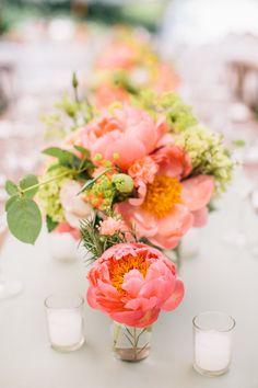 Photography : Joyelle West Photography   Florist : Sayles Livingston Flowers Read More on SMP: http://www.stylemepretty.com/massachusetts-weddings/marion-massachusetts/2014/05/09/marion-summer-waterfront-wedding/