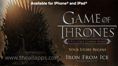IGN แจกฟรี Game of Thrones บน iOS จากราคา $4.99 พร้อมวิธีดาวน์โหลด