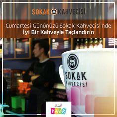Cumartesi gününüzü Sokak Kahvecisi'nde iyi bir kahveyle taçlandırmaya ne dersiniz?