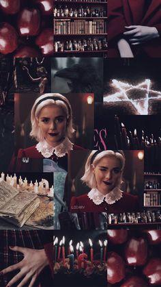 Wallpaper Mundo, Wallpaper Series, Halloween Backgrounds, Halloween Wallpaper, Kiernan Shipka, Sabrina Spellman, The Dark World, Witch Aesthetic, Halloween 2020