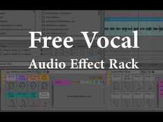 Subaqueous Music - Getting Creative with Vocal Processing and Effects