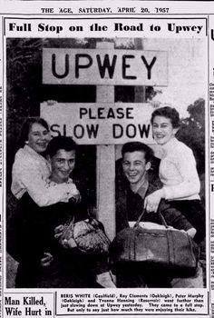 Upwey vic.1957.