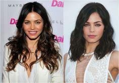 Chop, Chop: 21 Celebrities Go From Long to a Long Bob: Jenna Dewan Tatum's Long Bob: