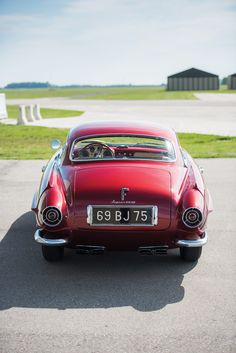 """In 1953 the Italian designer Giovanni Savonuzzi created a one-off Alfa Romeo that was destined to race in the Mille Miglia of the same year – the design of this ill-fated Alfa would cause a shockwave that was felt around the world, and is now widely remembered as one of the most significant """"jet age""""..."""