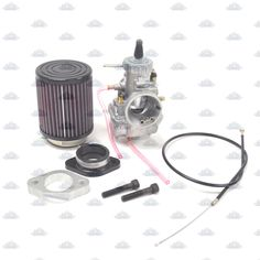 "Yamaha 1 into 2 Mikuni Carburetor Conversion 42/"" Throttle cable VM30 VM32 VM34"