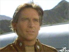 """""""Battlestar Galactica"""" (1980): episode """"Spaceball"""", as Xavier. Aired 3/30/80.    This was on on church nights, so I've never seen it, either."""