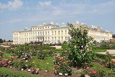 Le parc et le palais de Rundale