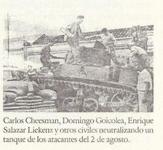 Historia Militar de Guatemala: Las Promociones de Caballeros Cadetes del 2 de agosto de 1954