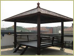 Portentous Gazebo On Sale