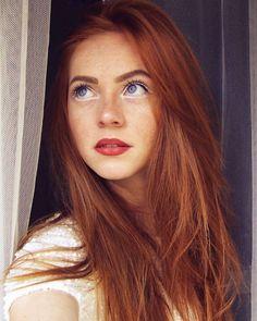 Redhead beautiful