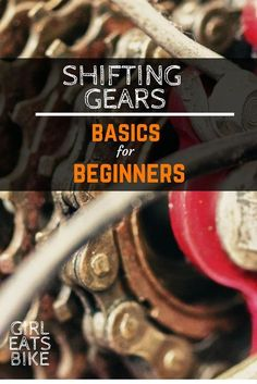 The biggest challenge for bicycling newbies – unless you ride single speed or fixed gear – is shifting gears to keep a comfortable pace. Here are a few tips to help the bike beginner understand why, when & how to shift gears.