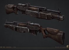 The M2 Falchion Auto-Rifle is a weapon found in The Order: 1886. A rifle that…