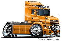 Customised Trucks, Custom Trucks, Hot Wheels, Truck Art, Car Drawings, Car Sketch, 4x4 Trucks, Car Humor, Art Cars
