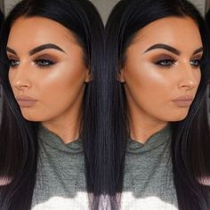 MATTE REALNESS @jazzayling has us loving the 35N ALL MATTE palette can't go wrong with one of our classics