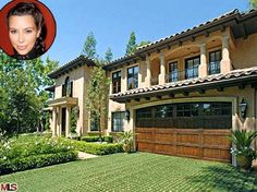 Kim Kardashian sold her 4,00-square-foot Beverly Hills mansion shortly before giving birth to daughter North, opting to move to a gated Bel Air community with her daughter and boyfriend Kanye West.