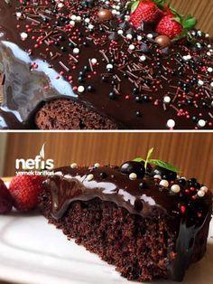 Bol Soslu Çikolatalı Pasta Kek (Müthiş) Malzemeler Keki için; 2 adet yumurta 2 yemek kaşığı sıcak su 1 su bardağından biraz az şeker 1 paket vanilya Yar... - f. özbağ - Google+