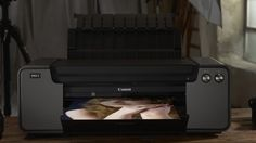PIXMA PRO-1-video Toaster, Digital Prints, Kitchen Appliances, Printers, Fingerprints, Diy Kitchen Appliances, Home Appliances, Toasters, Kitchen Gadgets