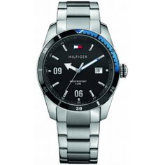 Tommy Hilfiger - Mens Stainless Steel \'Noah\' Watch - 1790778 - RRP: £139.00 - Online Price: £105.00